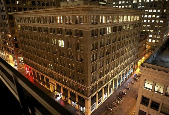 55 New Montgomery, formerly known as the Sharon Building, a historic building in San Francisco