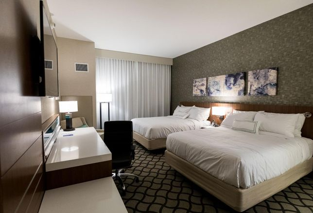 DFW Hospitality Sector Still Strong as Convention Center Hotel Delivers