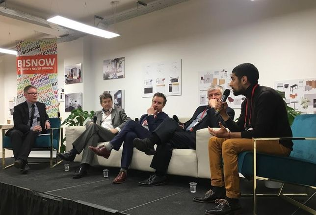 Bisnow Birmingham state of office event 6 December 2018