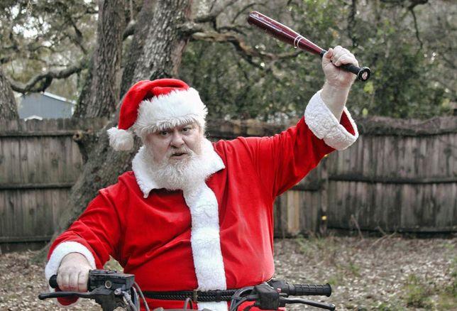 santa claus father christmas angry