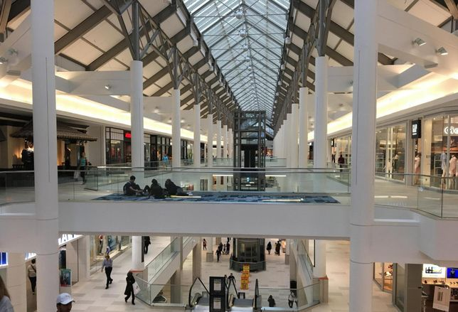 CambridgeSide Mall Proposal Would Turn Retail Into Office