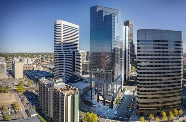 Granite Tower Signs Largest Lease Of 2018