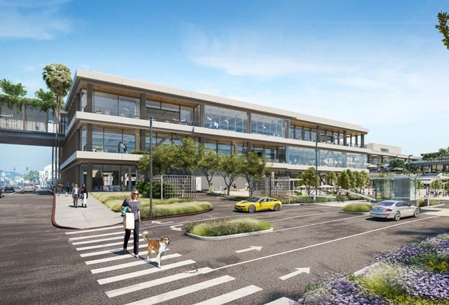 Google will occupy Macerich and Hudson Pacific Properties' entire One Westside, a 584K SF creative office campus in west Los Angeles