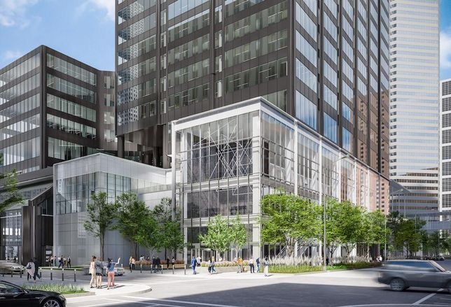 Gensler To Relocate Office To 2 Houston Center