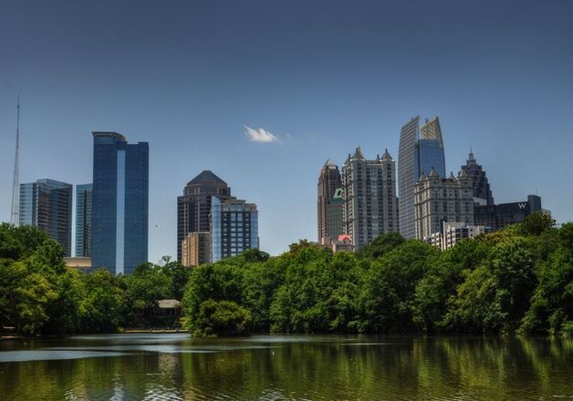 The Fastest-Growing Office Rents In The U.S. Are In Atlanta