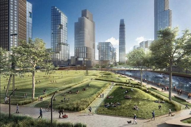 Sterling Bay's Lincoln Yards