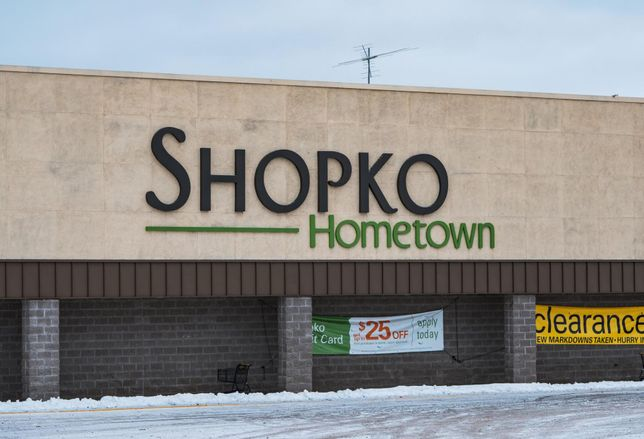 Regional Grocery Chain Shopko Files For Bankruptcy, To Close 105 Stores