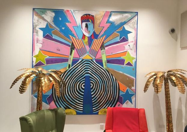 Ziggy Stardust And Going Deep Undercover Help The Crown Estate Launch Coworking Concept