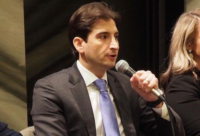 OPZ Capital founder Craig Bernstein