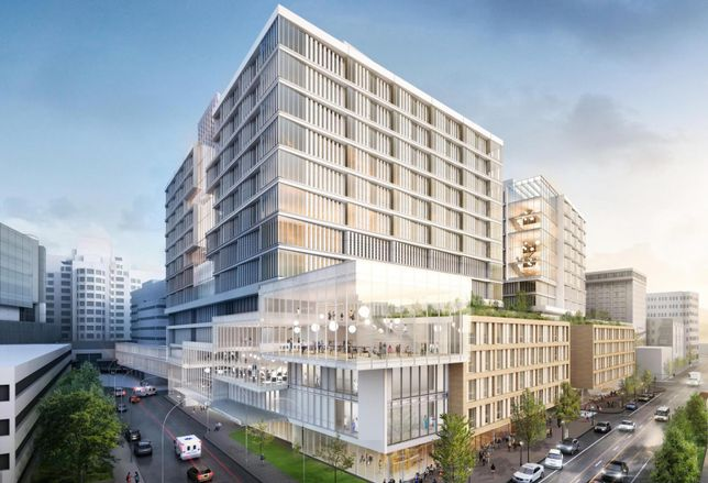 MGH Expansion Proposal Would Add Two 12-Story Towers For $1B