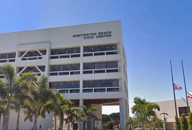 Huntington Beach City Hall