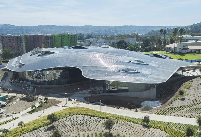 new student services building at California State Polytechnic University, Pomona