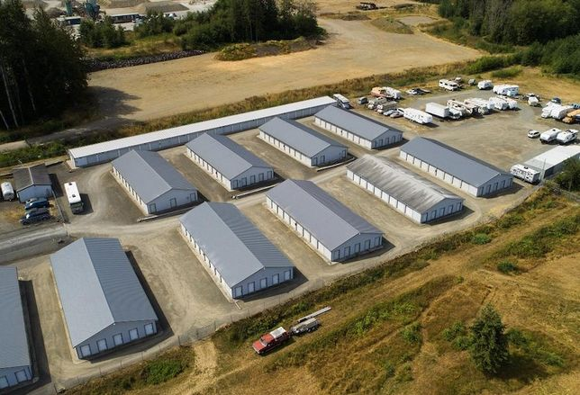 Port Angeles Self-Storage Sells For $4.25M