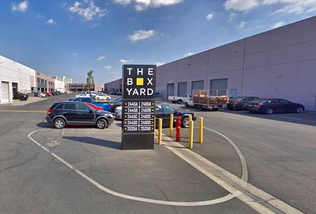 Bridge Development recently acquired The BoxYard at 2445 E. 12th St. in Los Angeles for $68M.