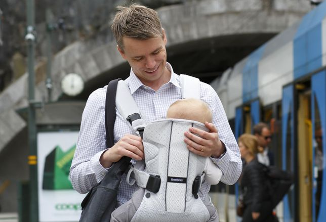 This Online Platform Helps Parents Work More Flexibly. But It Needs More Dads.