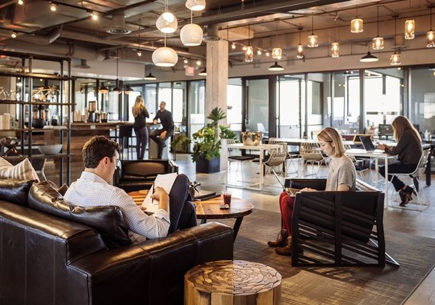 Industrious Inks Buckhead Location With Highwoods