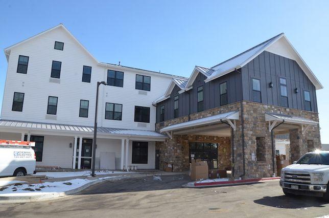 Balfour Expands Louisville Senior Living Campus