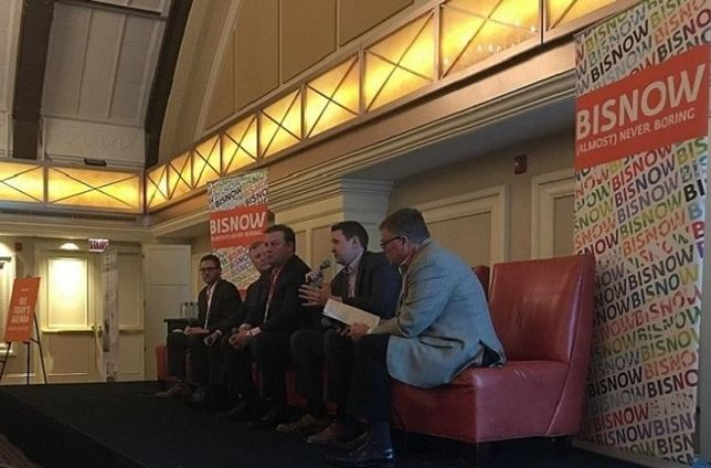 Bisnow's Chicago State of Office 2019