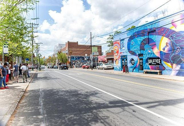 No Longer Washers And Dryers: Developers Put Arts Districts On Amenity List