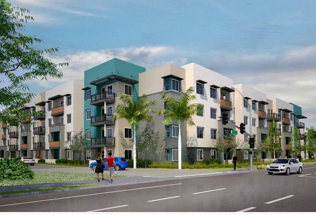 Jamboree Housing recently received approvals to build a 102-unit affordable housing development on a 2.86-acre lot at 2121 South Manchester Ave. and 915 East Orangewood Ave. in Anaheim.