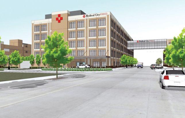 Medical City Frisco Expansion