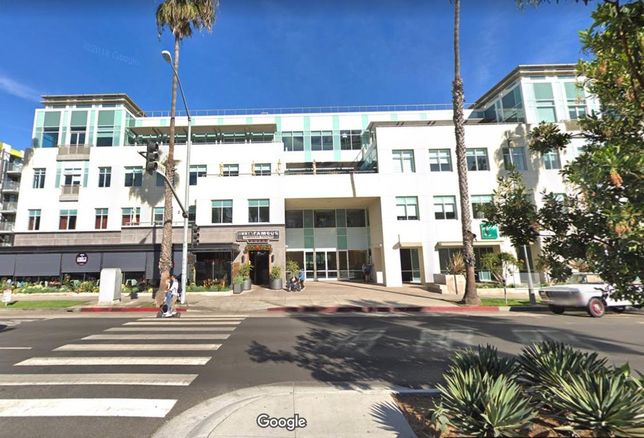 Goldman Sachs has acquired the ground fee land lease for 1733 Ocean Ave. in Santa Monica