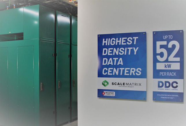 Centeris Seattle, ScaleMatrix Open First-Of-Its-Kind Data Center In Pacific Northwest