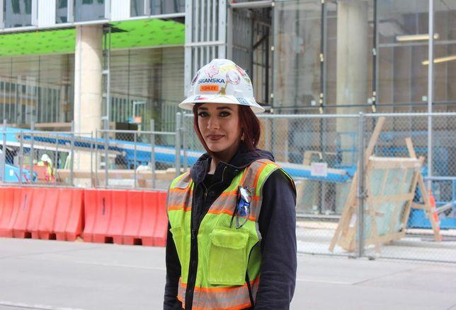 Women In Construction Week: 5 Questions With Skanska's Ashlee Frank