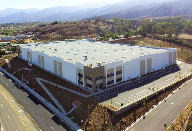 CapRock Partners Temescal Valley Commerce Center
