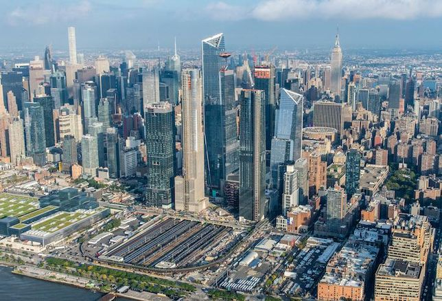 Hudson Yards Has Generated A Seismic Shift In NYC Real Estate
