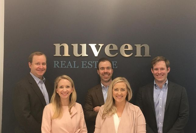 Nuveen Real Estate - Dallas Industrial Team