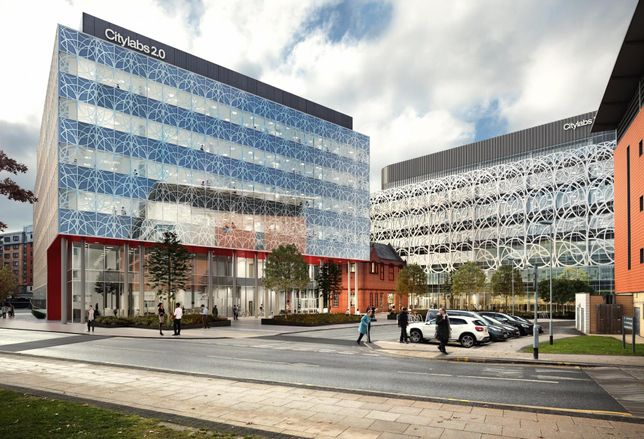 citylabs manchester bruntwood science property
