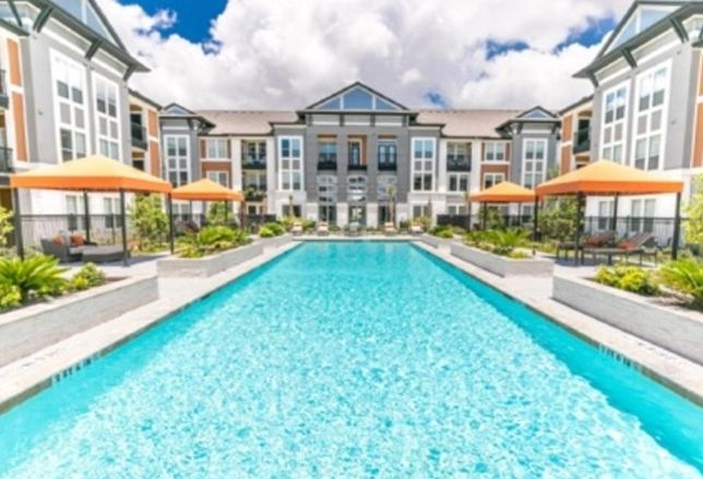 LUXE Residential - Grand Prairie Project