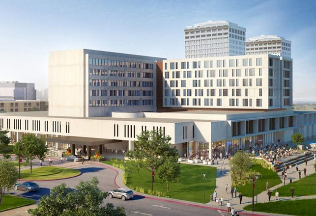 Hilton University Of Houston To Undergo $30M Expansion To Add Capacity, Service Offerings