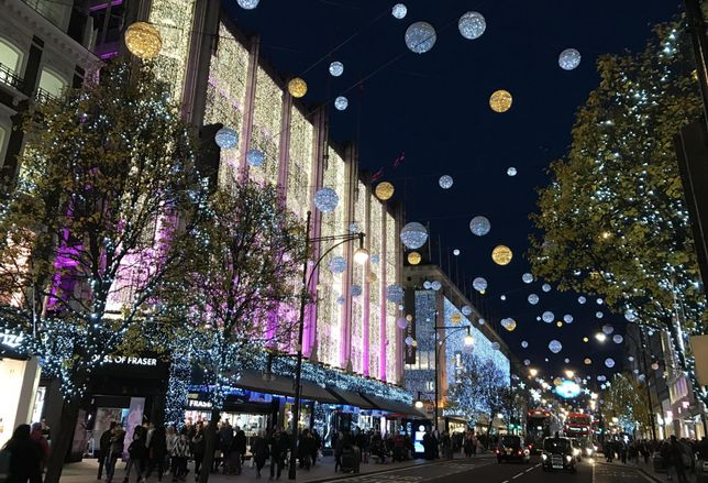 There Was Only 1 Leasing Deal On Oxford Street Last Year