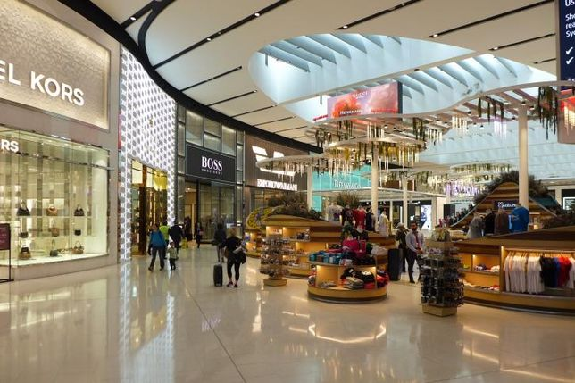 Why Luxury Retailers Love Airports