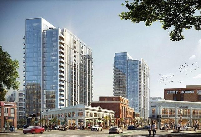 Lincoln Common Rendering