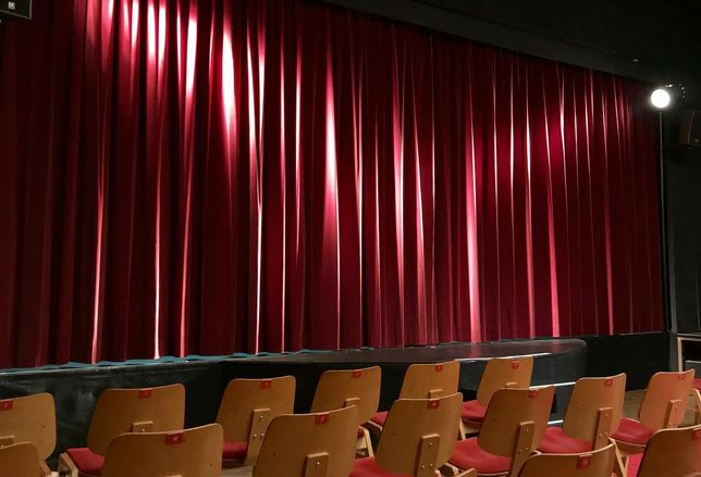 theatre auditorium cinema