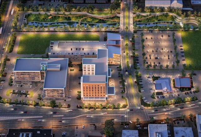 New Tenants Announced For 18-Acre Mixed-Use Development Across I-10 From Memorial City Mall