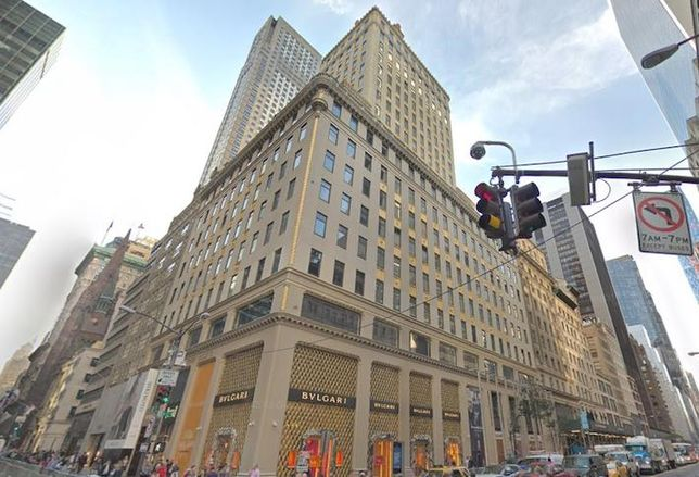 Wharton Properties, Brookfield Seeking $900M To Refi Crown Building's Retail Portion