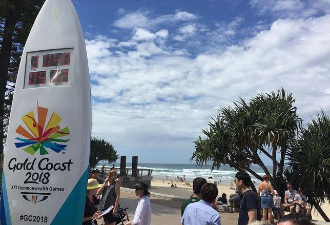 australia australian commonwealth games 2018