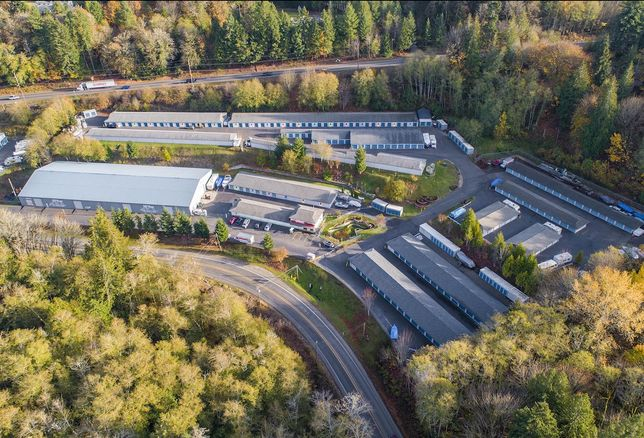 Another Olympic Peninsula Self-Storage Site Changes Hands