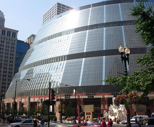 Thompson Center Tops Landmarks Illinois' New List Of State's Most Endangered Places