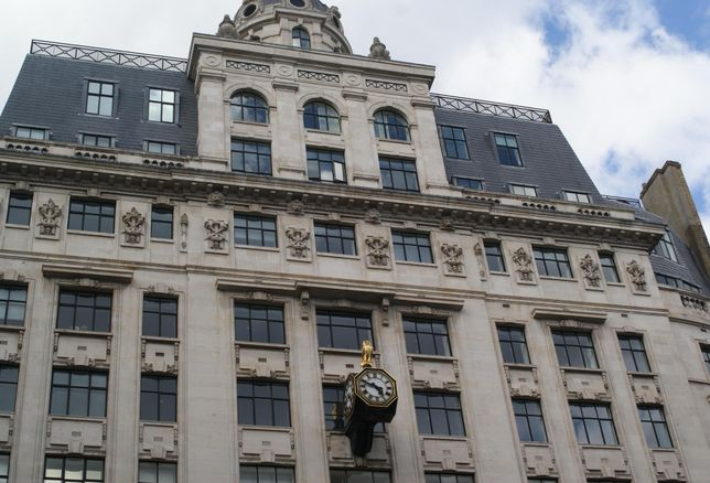 EXCLUSIVE: Ares Buys Famous City Building After Department Store Closure And Plans New Wolseley Site