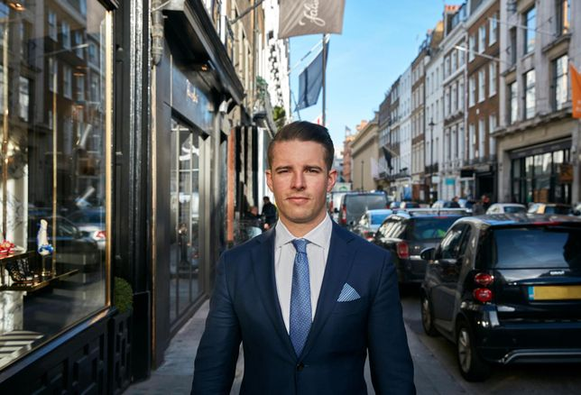 The Company That Reinvented Albemarle Street Is On A £10B Retail Push