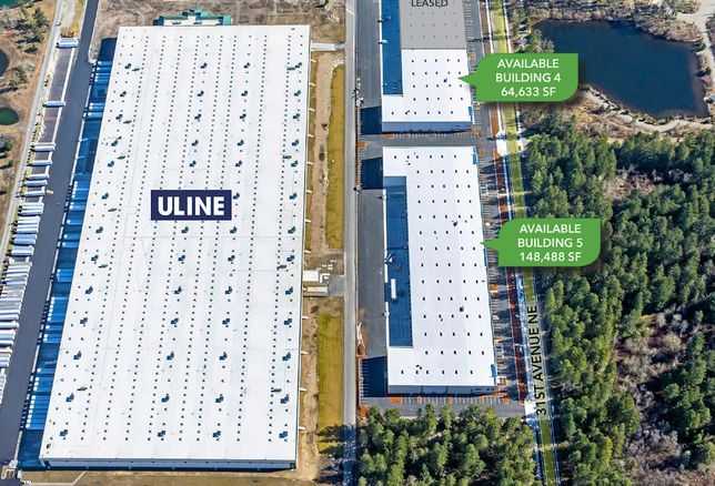 WestRock Corp. Leases 74,525 SF At Hogum Bay Logistics Center In Lacey