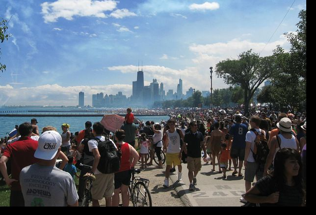 What Do Chicago's Big Demographic Shift, Declining Population Mean For CRE?