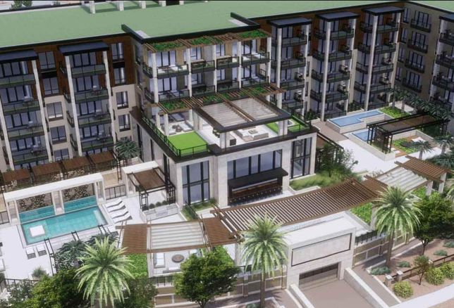 Life Time Launches High-End Apartment Concept