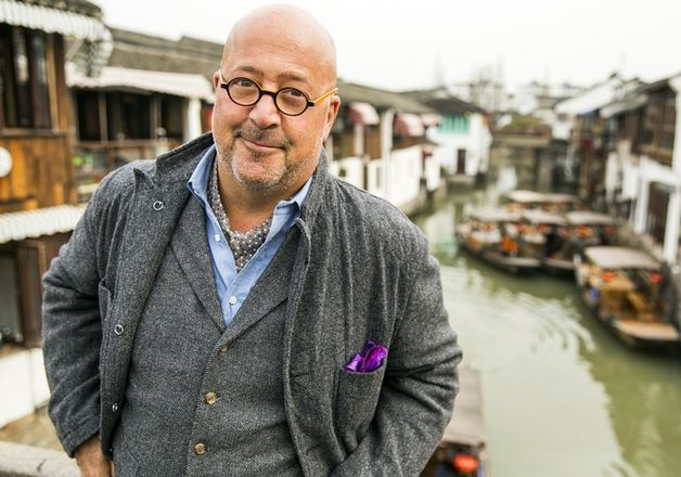 The Travel Channel Bizarre Foods