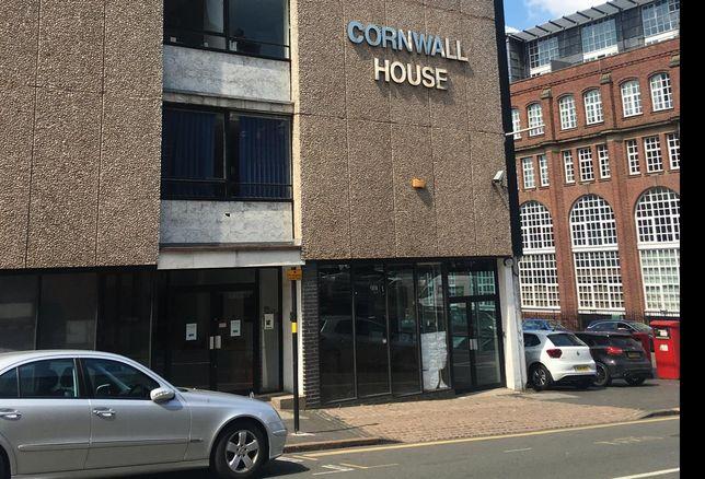 cornwall house birmingham residential